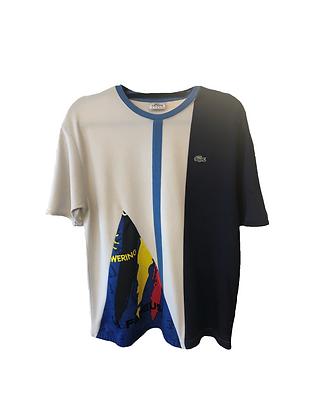 tee-shirt Lacoste vintage