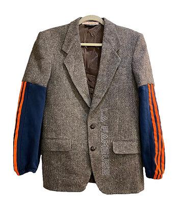 jacket tweed mix Adidas