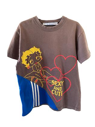 tee-shirt Betty Boop