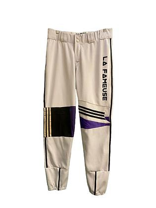pantalon training mix patchs