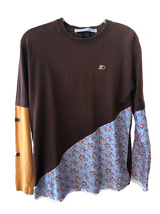 tee-shirt Starter chemise