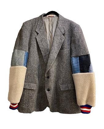jacket laine jean & moumoute