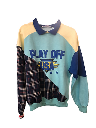 sweat-shirt base vintage Play Off