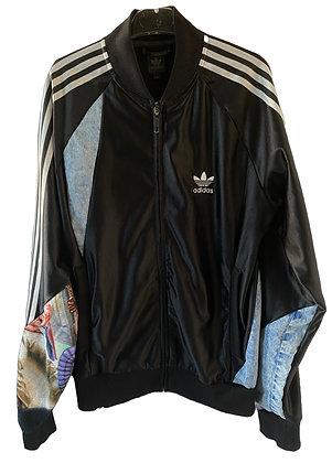 trackjacket Adidas noir