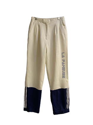 pantalon écru mix Adidas