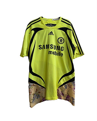 Maillot foot Chelsea fluo