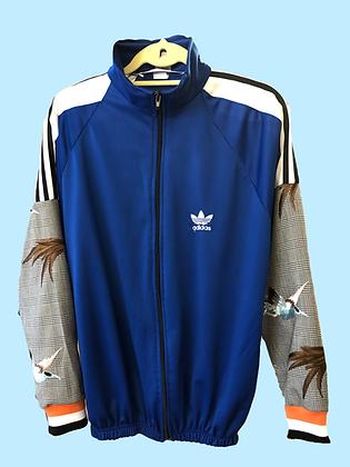 track jacket Adidas vintage