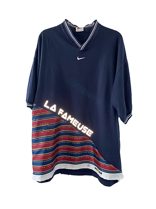 teeshirt Nike foulard