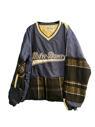 maillot hockey Notre Dame & laine