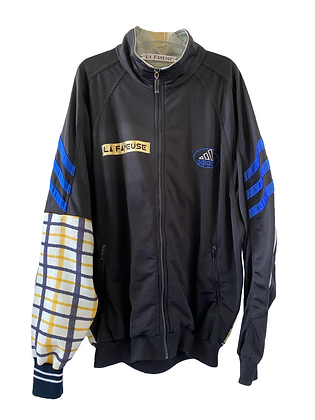 trackjacket Adidas noire