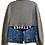Thumbnail: veste laine mix jeans