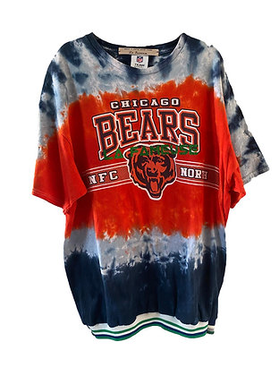 teeshirt Bears Tye & Dye