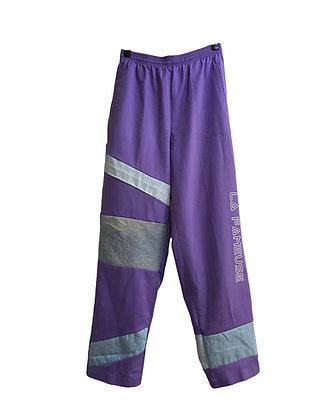 pantalon violet & jean