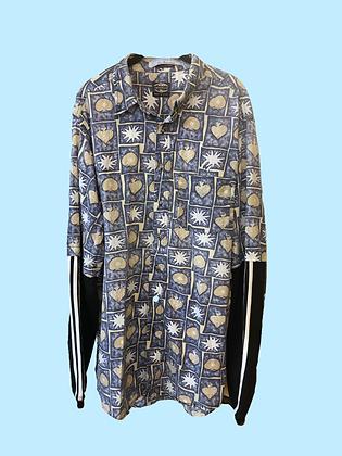 chemise-shirt vintage