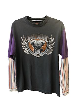tee-shirt Harley Davidson vintage