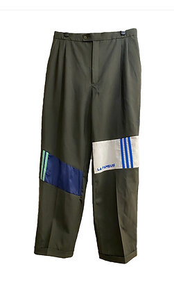 pantalon classique mix Adidas