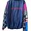 Thumbnail: trackjacket coupe-vent marine gris & fushia