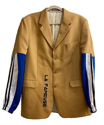 blazer vintage mix sport
