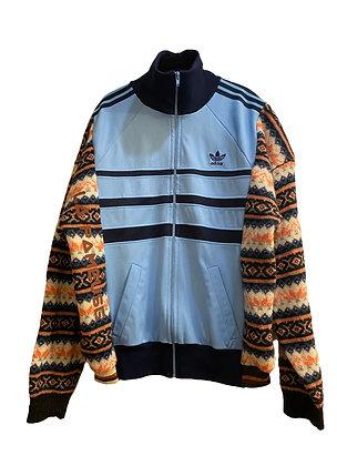 trackjacket Adidas mix laine