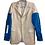 Thumbnail: blazer ivoire laine