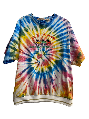 teeshirt Tye & Dye We be jammin