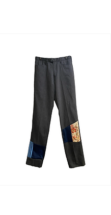 Sta-Prest jean Levi's & empiècements vintage
