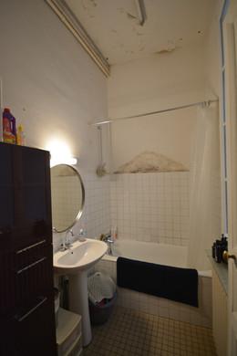 Rénovation Salle de bain appartement ancien Nantes