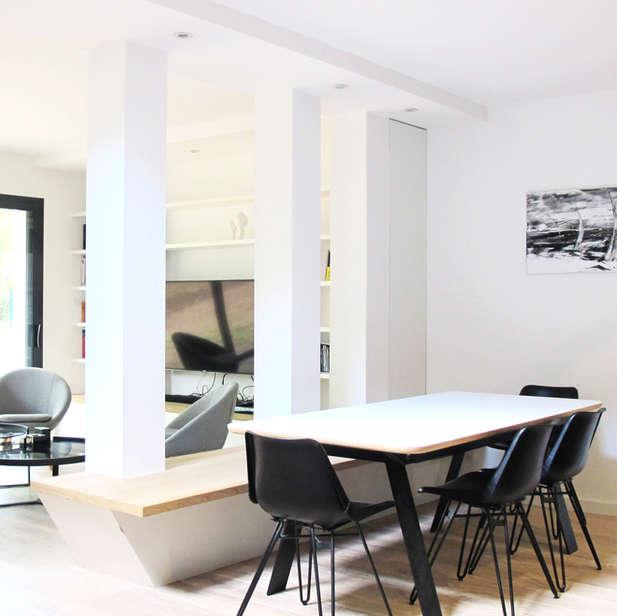 Maison neuve à Nantes