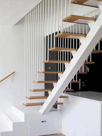 TIPHAINE-MODIN Architecte-et-decoration-d-interieur nantes Renovation-piece-a-vivre-et-cuisine-trentemoult