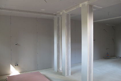 Aménagement maison neuve à Nantes - Architecture et décoration intérieure