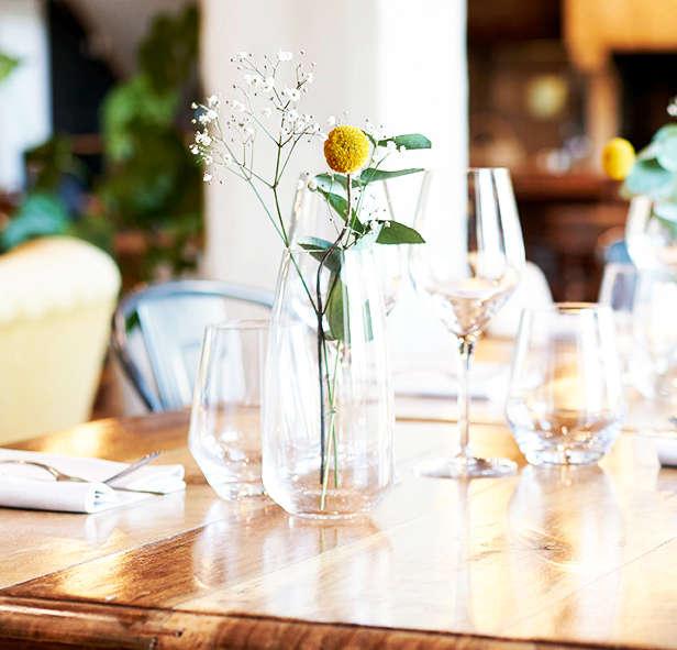 Restaurant La Fontaine aux Bretons. > Voir plus