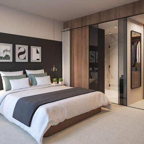 Création d'une suite hôtelière à Nantes