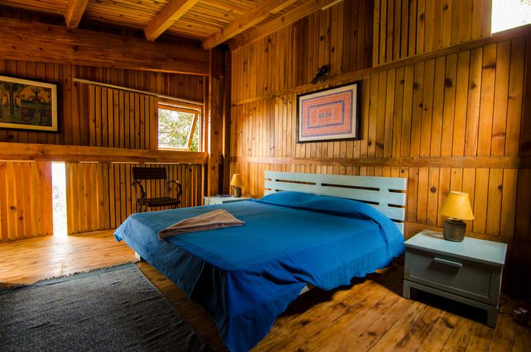 Hushstay x Woodhouse Log Cabin