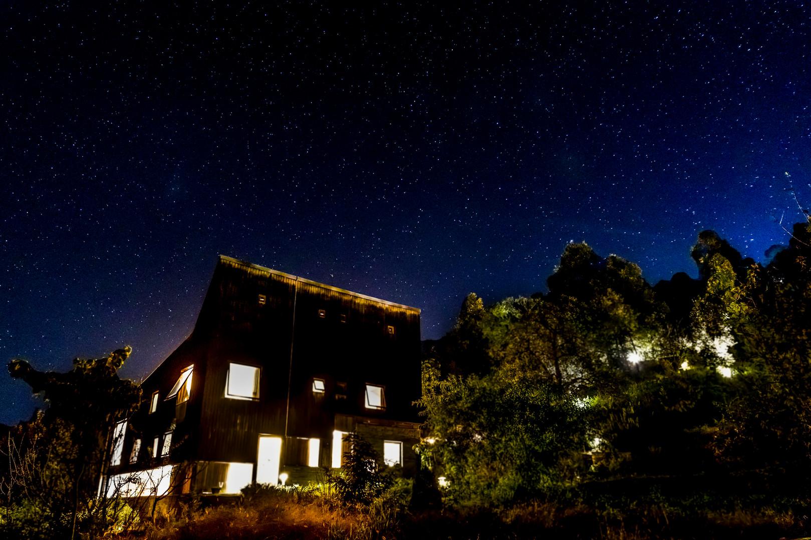 Stargaze the night away
