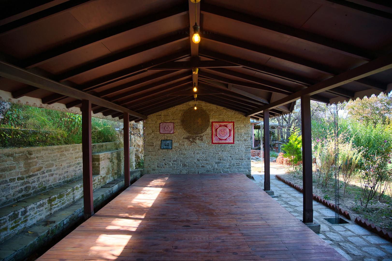 Shoonya the yoga Deck