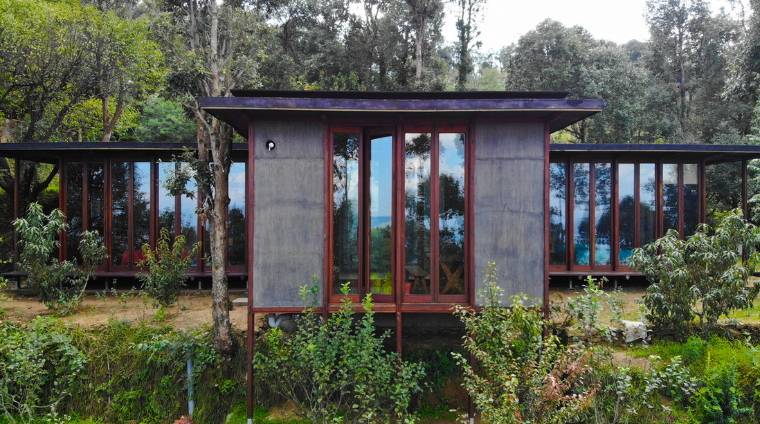 Hushstay x Meraki Woodhouse Farm Satoli