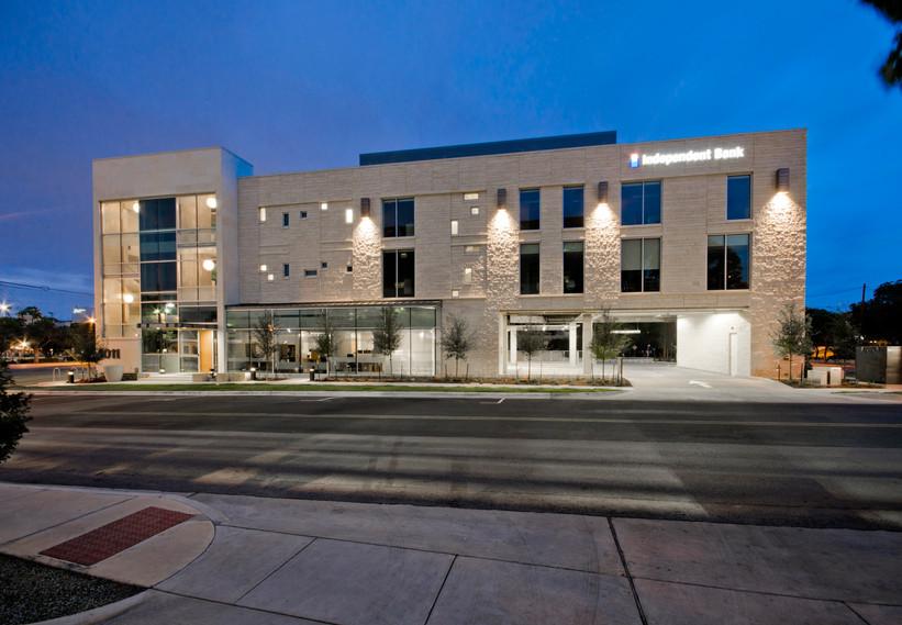 Independent Bank - Austin Headquarters