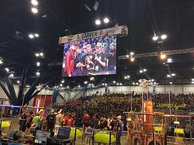 """גאווה מקומית: נבחרת הרובוטיקה של תיכון """"אביב"""" סיימה במקום החמישי בעולם"""