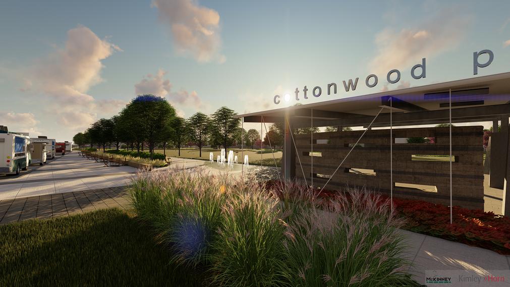 Cottonwood Park Pavilion