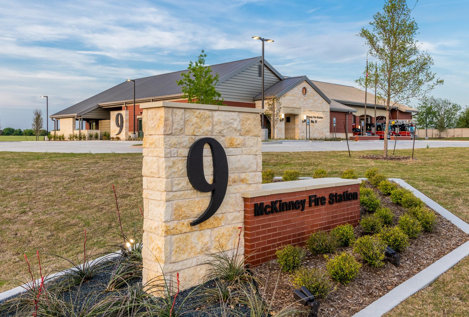 Mckinney Fire Station No. 9