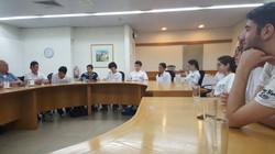 השתלבות בוועדות העירייה