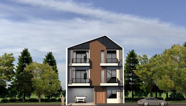 3STOREY HOUSE EXTERIOR