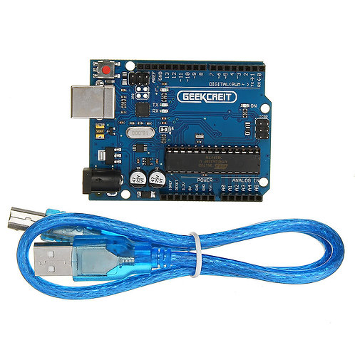 Arduino Uno R3 ATmega328P ATMEGA16U2 C