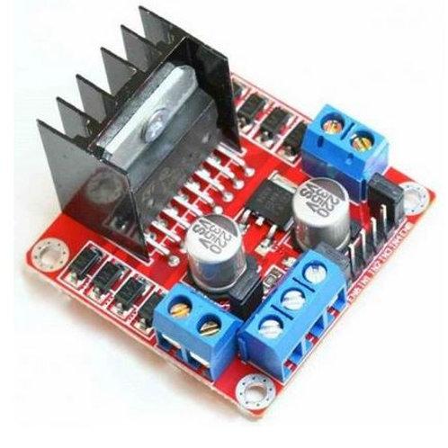 L298N 2A Based Motor Driver Module
