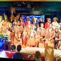 Troupe polynesienne