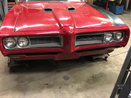 1968 Pontiac Pontiac LeMans