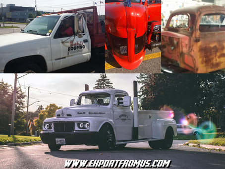 From junk to Frankenmerc Da Dually.