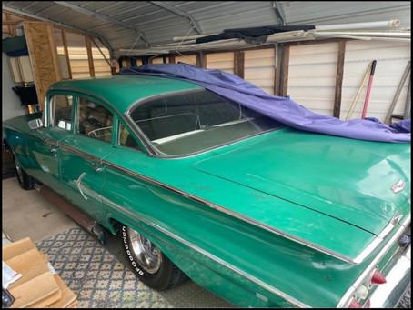 1960 Chevrolet 4 door