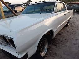 Complete 1964 Impala HT