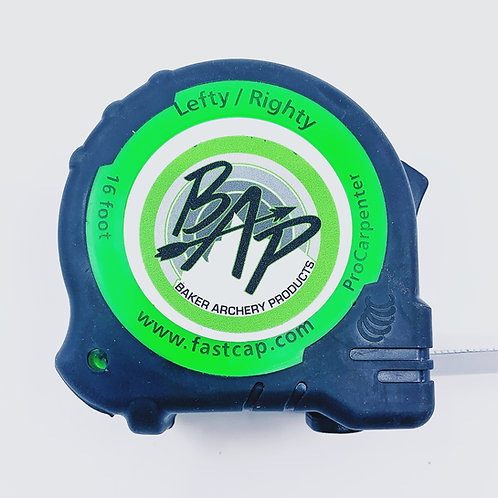 NEW! Tape Measure w/ Plate